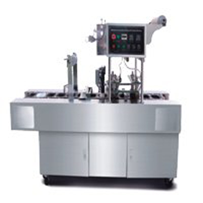 Automaticly Jelly Cup Filling Sealing Machine